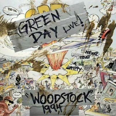 33 Giri Green Day | Live At Woodstock 1994 |  Record Store Day 2019