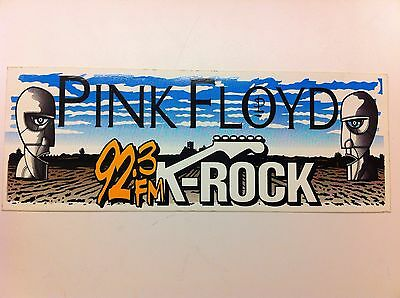 Pink Floyd Division Bell Tour Promo  NYC.Roger Waters Pre US And Them Tour 1990s