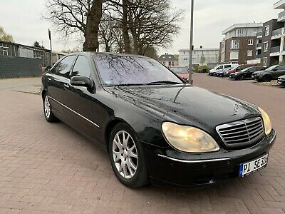 mercedes-benz S-klasse w220 s 500 Langversion Vollausstattung