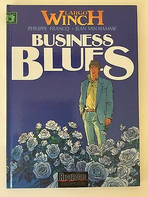 Largo Winch T4 Business Blues Eo Tbe