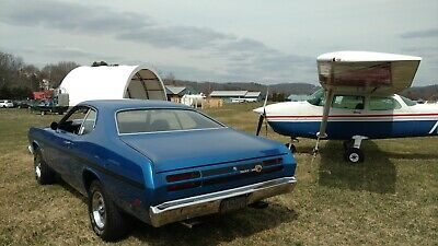 1970 Plymouth Duster  1970 plymouth duster