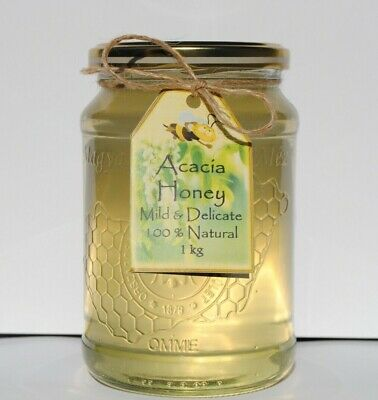 100% PURE RAW  ACACIA HONEY (Harvested in 2018)
