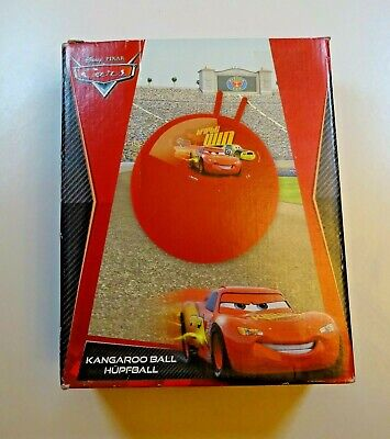 Disney Pixar Cars Kangaroo Ball Space Hopper