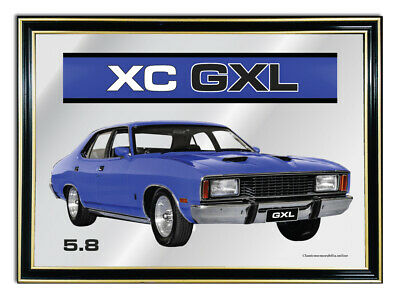 Bar Mirror A4 Suit Dark Blue Ford Xc Gxl Enthusiasts