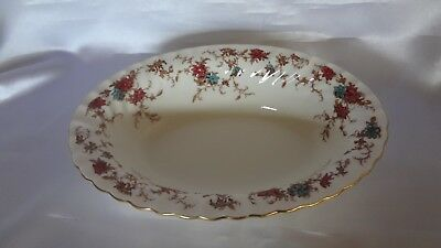Minton China - Ancestral - Oval Serving Bowl