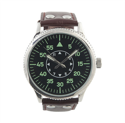 Eaglemoss Collections Luftwaffe Aviator Watch (1940's Style) New & Boxed