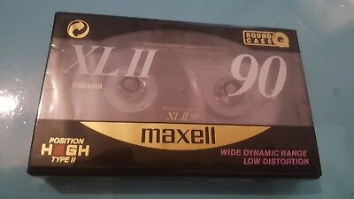 Cassette audio maxell xl 2 90