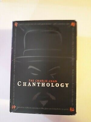 The Charlie Chan Chanthology (DVD, 2004, 6-Disc Set Complete Free Shipping
