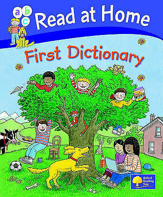 Read at Home Dictionary by Claire Kirtley (Softback Book) Child/Learning/Reading