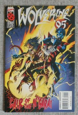 Marvel Comics Wolverine '95: Issue 1: Very Good
