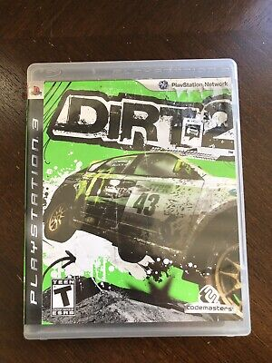 VERY GOOD DiRT 2 (Sony PlayStation 3, 2009) See Pics Complete
