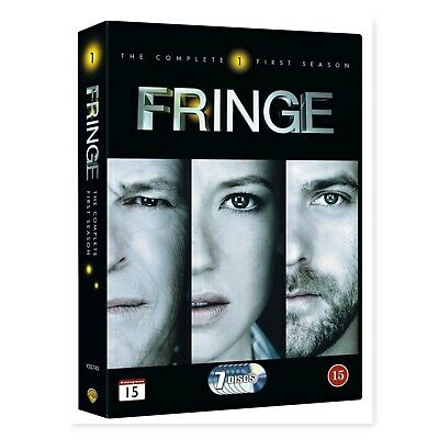 Fringe Season One Complete  [Dvd 7 Disk Box Set]