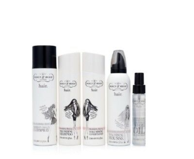 New Percy & Reed 5 Piece Favourites Collection/ RRP £70