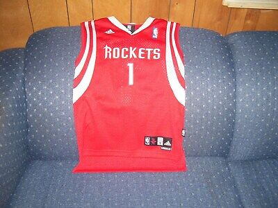 low priced 4367b 3deaa HOUSTON ROCKETS TRACY McGRADY JERSEY BY ADIDAS - YOUTH SMALL WITH TAGS