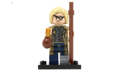 Lego Minifigures Harry Potter and Fantastic Beasts Mad Eye Moody 71022