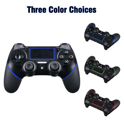 Wireless BT Gamepad Controller for Dualshock4 PS4 Sony PlayStation 4 Blue New