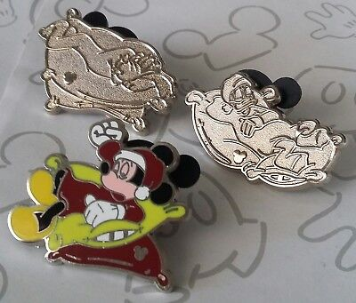 Characters Sleeping 2012 Hidden Mickey Series WDW Disney Pin Make a Set Lot