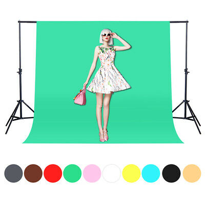 1.6*3M/5*10FT Photography Studio Non-woven Backdrop Colors Background Screen