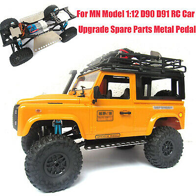 DURABLE UPGRADE KITS Full Metal Spare Parts For 1:12 MN D90