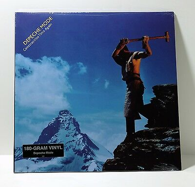DEPECHE MODE Construction Time Again 180-gram VINYL LP Sealed