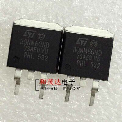 5PCS W20NM60 STW20NM60 TO-3P ST