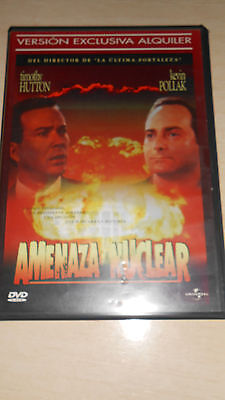 Dvd *Amenaza Nuclear (Deterrence)