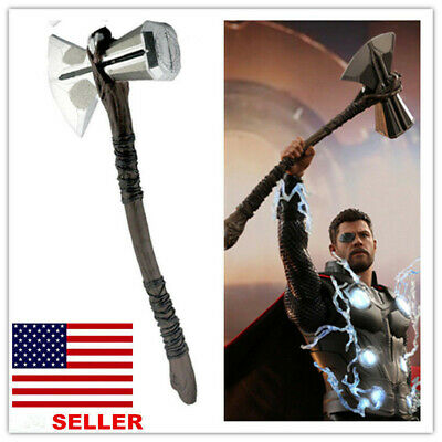 1:1 Reproductions Thor's Stormbreaker Axe / Hammer Prop Kit For Cosplay or Decor