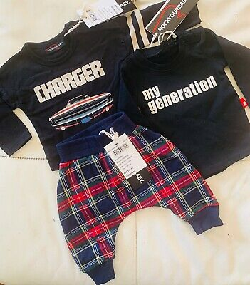Rock Your Baby Mixed Lot Size 000 (0-3 Months) BNWT