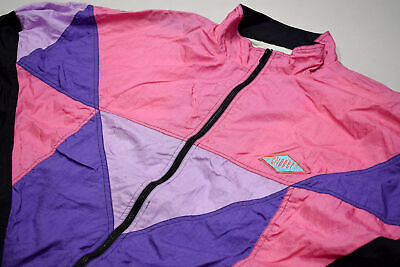 TRAININGS JACKE VINTAGE Track Top Sport Jacket 90er 90s