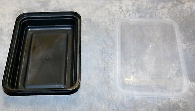 Takeaway Food Trays with Lids - Multibuy Discount!