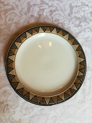 DENBY BOSTON SPA DINNER PLATE 10.5  INCHES 2nd Pristine