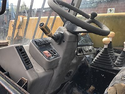 JCB 528 telehandler Steering Wheel