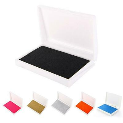 Baby Newborn Feet Footprint Imprint Touch Ink Photo Handprint Pad Frame 6Colors