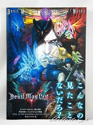 3 - 7 Days | Devil May Cry 5 Official Art Works from JP
