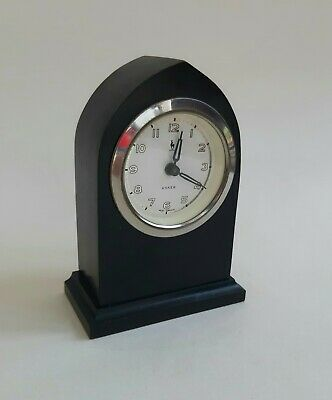 Vintage German Small Mantle Clock ANKER Collectible made in West Germany Working