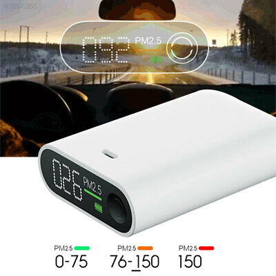 209B Practical PM2.5 Air Detector Gas Detection Air Quality Detector Smog Table