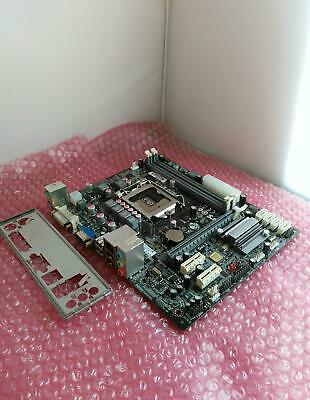 ACER / ECS H61H2-AM V1 1 Intel Socket 1155 Motherboard with