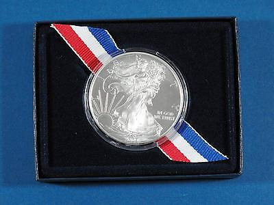 2009 American Silver Eagle Walking Liberty 1oz  Coin in US Mint Box