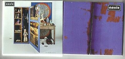 Oasis ‎– Stop The Clocks Limited Edition Deluxe 2 x CD and DVD Digipak RKIDCD36X