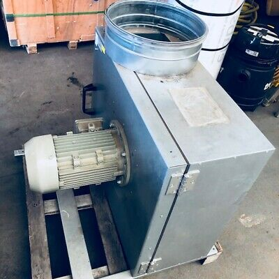 Systemair KBR355D2 IE2 Thermo fan 3phase