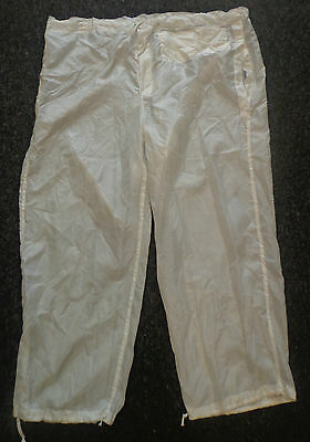 British Army Arctic White Over Trousers Various Sizes SAS Special Forces
