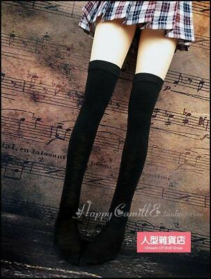 Black Socks thigh stocking MSD 1/4 BJD Doll Mini Super Dollfie AOD DOD DK DZ