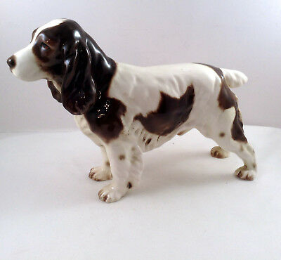 Goebel Dog English Springer Spaniel CH 623 Germany Ceramic