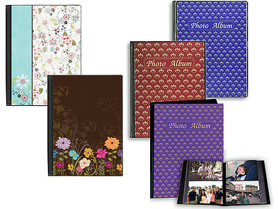 Pioneer HC-246 4x6 Assorted Cover Photo Album 64 Pocket (Same Shipping Any Qty)