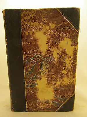 Charles Dickens Our Mutual Friend 1865 First Edition Leather Illustrated