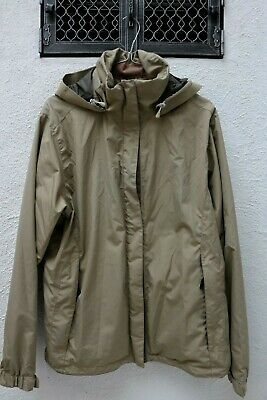 the latest 1d5fd 15926 VAUDE DAMEN JACKE Übergangsjacke Beige Windbreaker Kapuze Gr ...