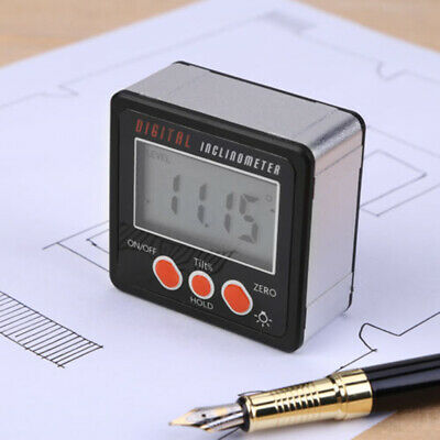 CN_ transferable LCD Digital Inclinometer Protractor Bevel Flecked Angle Gauge