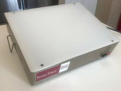 Light Box Porta-Trace Gagne Model 1012 10 x 12 Plexiglass Viewing Area 5000K 16W
