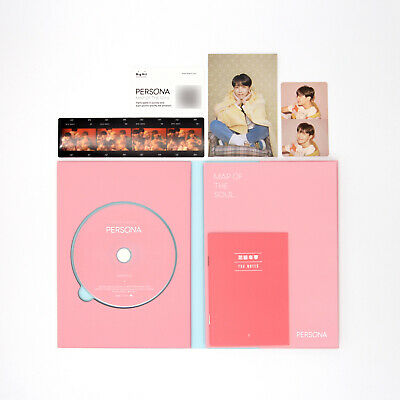 [BTS]6th mini Album-MAP OF THE SOUL:PERSONA/Boy with Luv/Ver. 1/Album+J-Hope pc