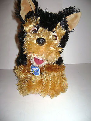 """BUILD A BEAR Promise Pets YORKSHIRE TERRIER DOG PUP PUPPY PLUSH STUFFED 12"""" BABW"""